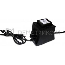 Трансформатор для Светодиодного Клип Лайта 150Вт, 220/12В, влагозащищенный
