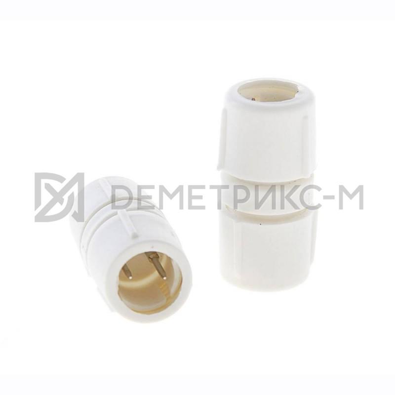 Коннектор I-образный для дюралайта 2W