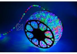Светодиодный дюралайт 2W Мультицветной Фиксинг