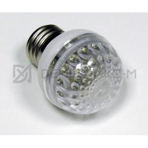 Светодиодная лампа Белая 9 Диодов
