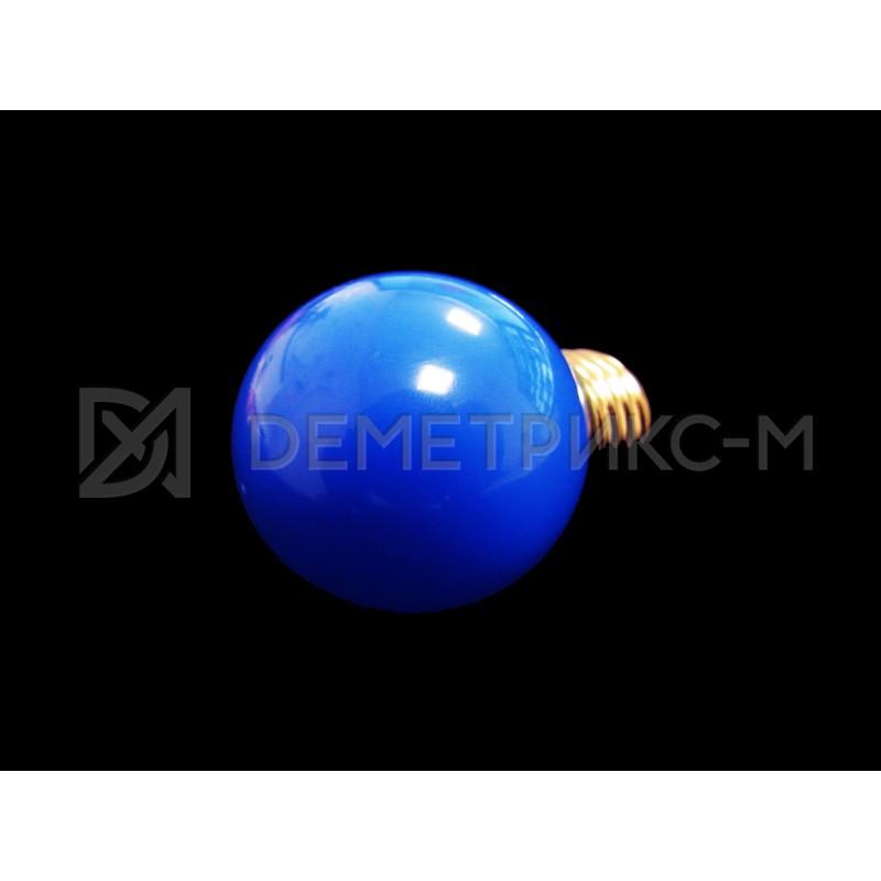 Светодиодная лампа Синяя 5 Диодов