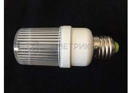 Строб-лампа RGB Е27 LED (Светодиодная) (Лампа-вспышка)