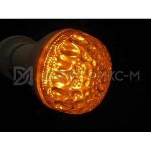 Светодиодная лампа Желтая 9 Диодов