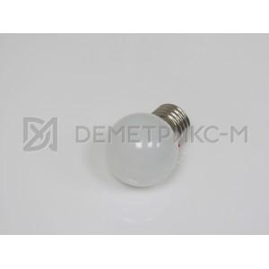 Светодиодная лампа Белая 5 Диодов